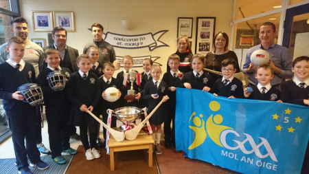 St. Mary's is delivering a programme of Gaelic Games activity that is age-appropriate and meets the developmental needs of children within the school.