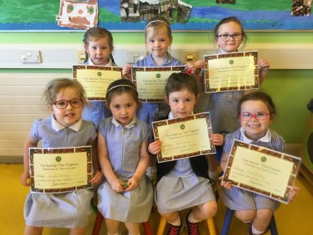 Congratulations to our Nursery artists